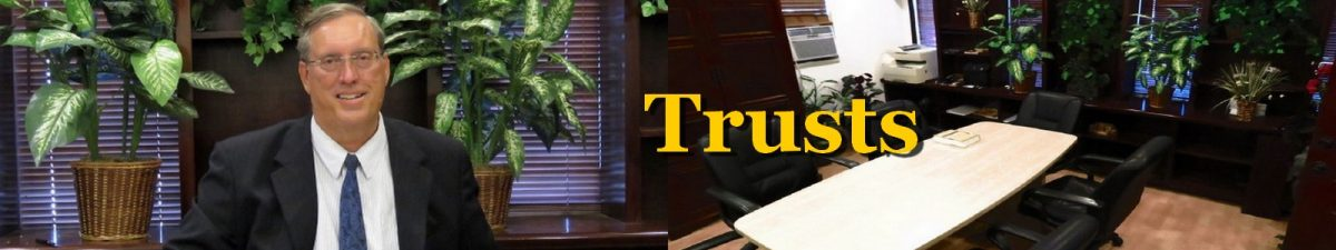 Herbert L. Allen, Jr., P.A., Trust Attorney, has experience in drafting and administering trusts in Florida. If you have real property in Florida and need to transfer title after death, please call 321.779.1211.
